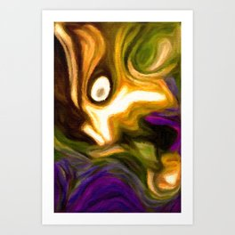 Ennui [Wherefore Art Thou] Art Print