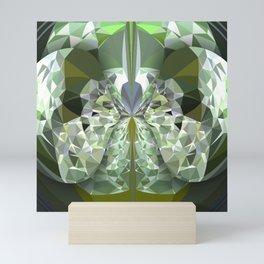 onyx Mini Art Print