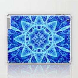 Ice Matrix Mandala Laptop & iPad Skin