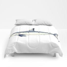 Mako shark (Isurus oxyrinchus) Comforters