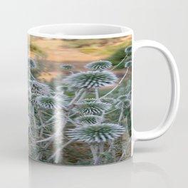 Seed Head Of Leek Flower Allium Sphaerocephalon  Coffee Mug