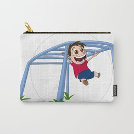Monkey Bars of Swing Carry-All Pouch