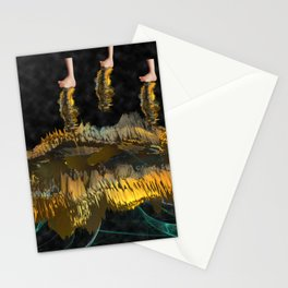Foot Fantasia Stationery Cards