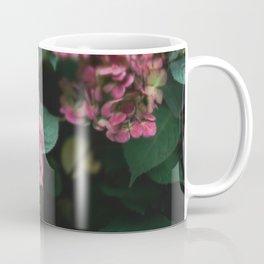 Hydrangeas in the Garden Coffee Mug