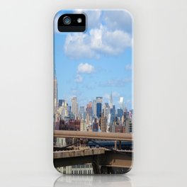 Manhattan iPhone Case
