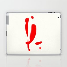 a Yule Lad visiting Tokyo Laptop & iPad Skin