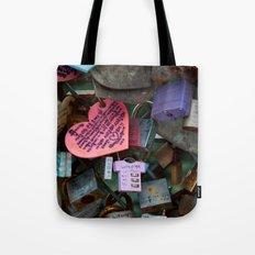 Love Locks No. 2 Tote Bag