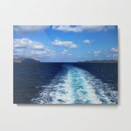 Voyage Metal Print
