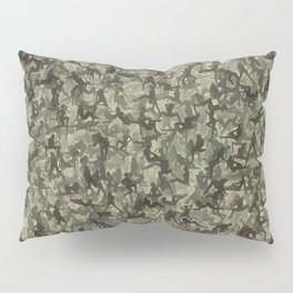 Sexy girls camouflage Pillow Sham