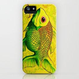 Heath Fish iPhone Case