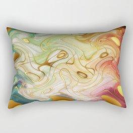 Life in the Fast Lane Rectangular Pillow