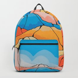 The spring hill peaks Backpack