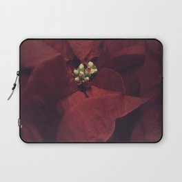 I'll Be Home For Christmas Laptop Sleeve