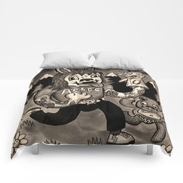 Yumm-Biscuit Gravy! Comforters