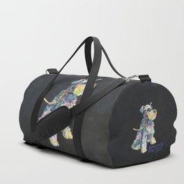 Miniature Schnauzer Duffle Bag