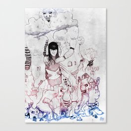 Lomb Canvas Print