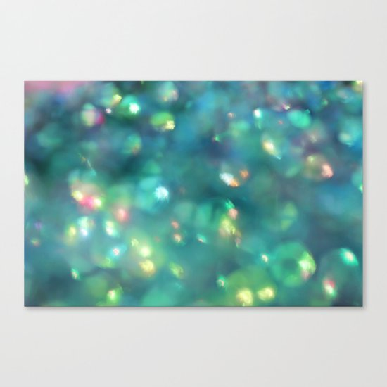 Jewels of the Sea Canvas Print