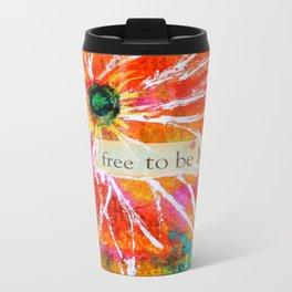 Free to Be ME Travel Mug