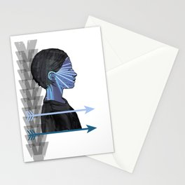 Built for This Stationery Cards