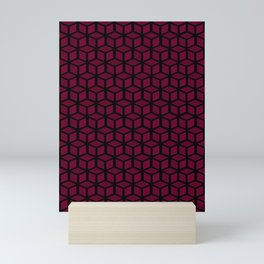 Blocked Mini Art Print