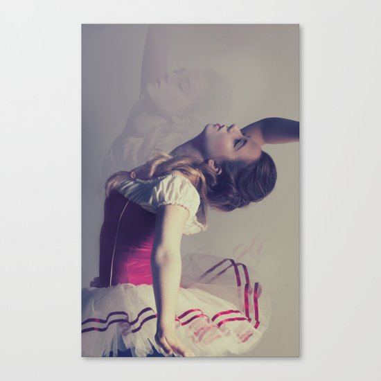 Overlapping Dreams Canvas Print