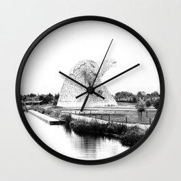 Noble. Wall Clock