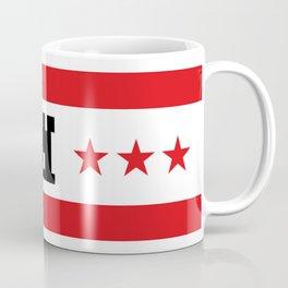 Flag of Drenthe Coffee Mug