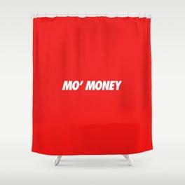 #TBT - MOMONEY Shower Curtain