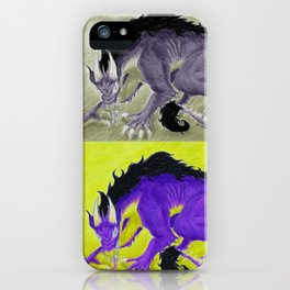 Dragons-2012 iPhone Case