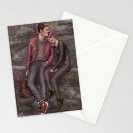 HeartRate - Minute Break Stationery Cards