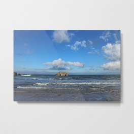 The Great Flood (Mind's Eye) Metal Print
