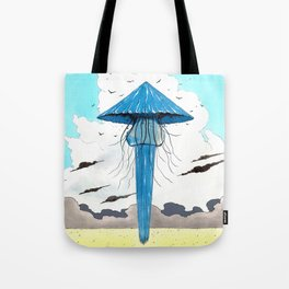 Méduse volante #3 Tote Bag