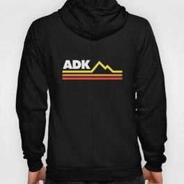 ADK Adirondacks Retro T-shirts Hoody