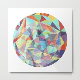 Sphere no. 2 Metal Print