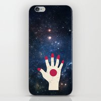 henna iPhone & iPod Skins featuring Najdi Henna  by The Majlis
