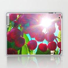 Summer Cherries Laptop & iPad Skin