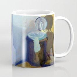 Portrait of a Trashcan Coffee Mug