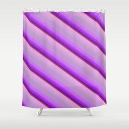 pattern glycine amethyst heliotrope Shower Curtain