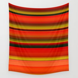 Lobster-Claw Plant Wall Tapestry