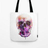 true blood Tote Bags featuring True Blood A by beart24