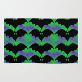 Bats And Bows Rug