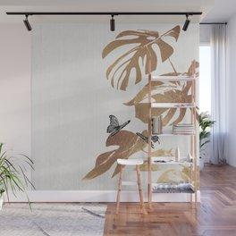 Fluttering Nature I Wall Mural