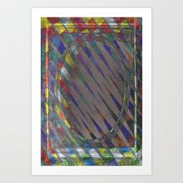 Reach Art Print
