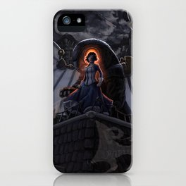 Lamb of Columbia iPhone Case