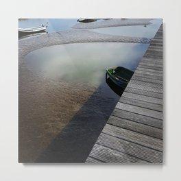 Wexford Harbour Metal Print