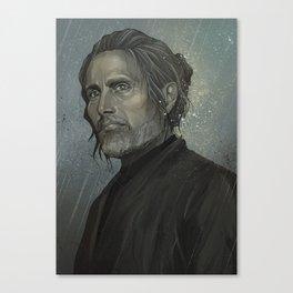 Galen Erso II Canvas Print