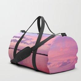 Painted Sky Duffle Bag
