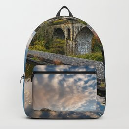 Chirk Aqueduct And Viaduct Backpack