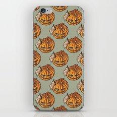 trick or treat? - pattern iPhone & iPod Skin