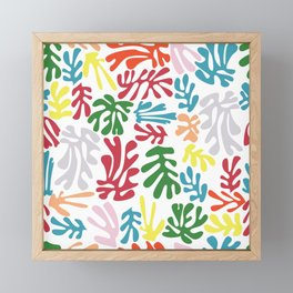 Matisse Pattern 004 Framed Mini Art Print
